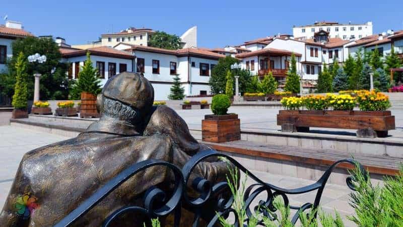 Ankara Hamamönü hakkında bilgiler