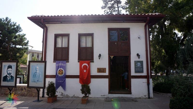 Hamamönü gezilecek yerler Mehmet Akif Kültür Evi gezi notları