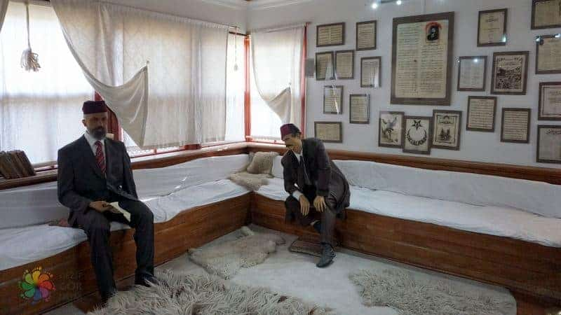 Hamamönü gezilecek yerler Mehmet Akif Kültür Evi