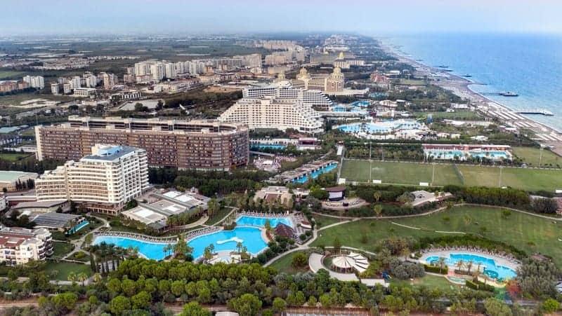 lara otelleri Antalya konaklama