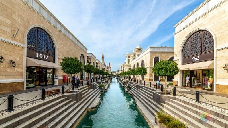 belek otelleri Antalya'da nerede kalınır