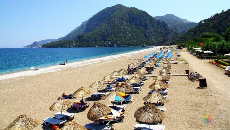 Çıralı Olimpos otelleri Antalya konaklama
