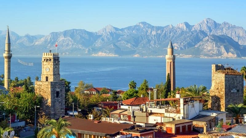 Antalya konaklama rehberi