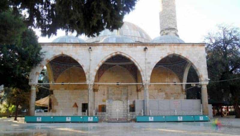 murat paşa camii Antalya gezilecek yerler