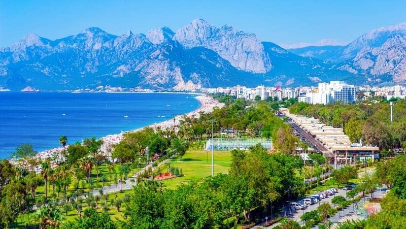 Antalya Gezilecek Yerler Listesi | En Güzel 25 Yer!