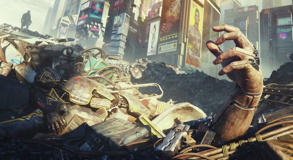 Cyberpunk 2077'nin bir sonraki büyük yaması ertelendi